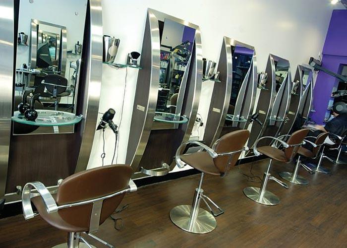hair salon fit out