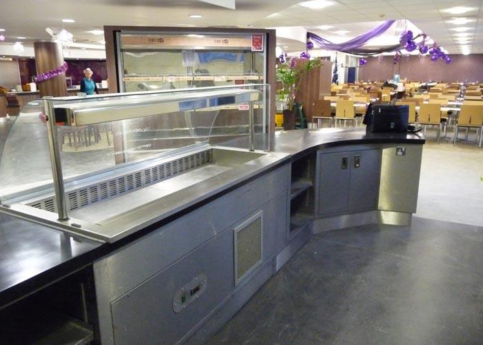 canteen service area