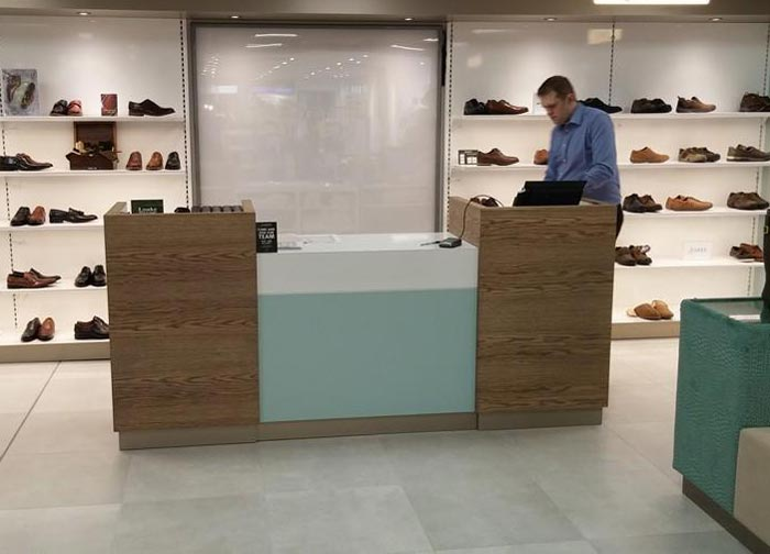 payment counter