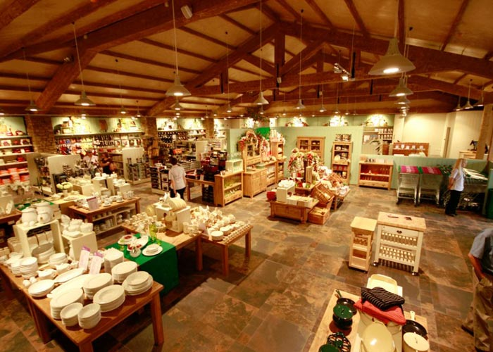 shop fitters farm store project