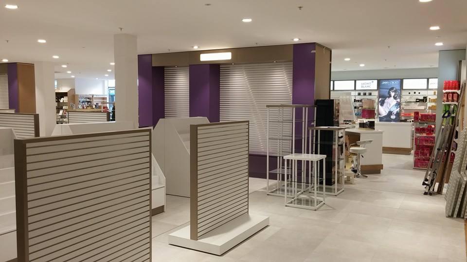 shop floor displays
