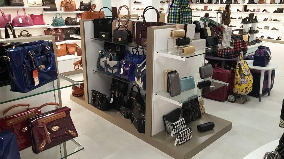 bag display units