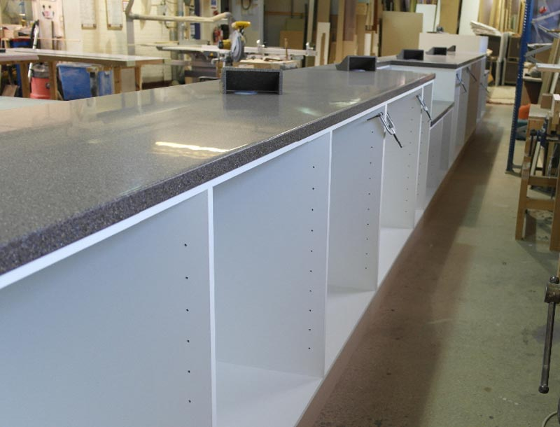 solid surface unit
