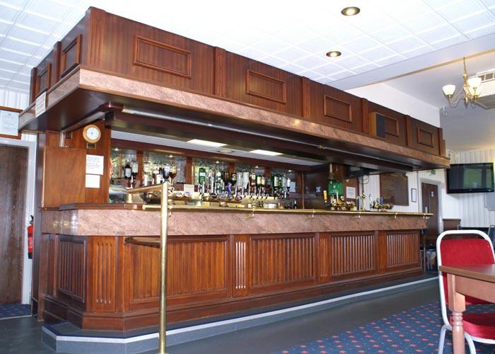 social club bar