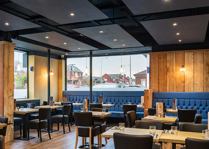 restaurant fit out