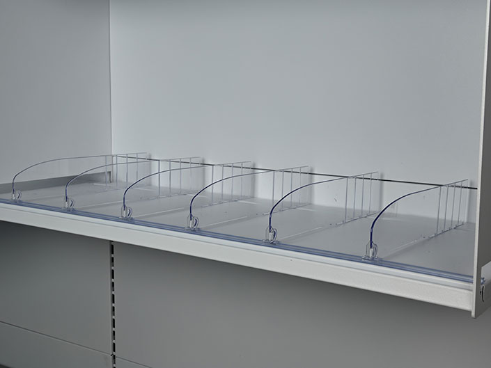 Racking systems for Pharmacies